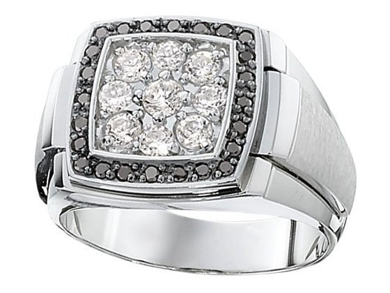 Men's Diamond Ring 59036XXX4X