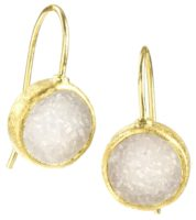 Chillaxin Vermeil Earrings