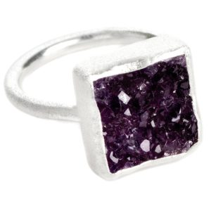Dharma Silver Ring
