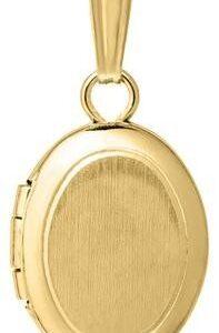 KK 14K GOLD LOCKET