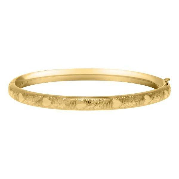 14k Gold Bracelet Kiddie Kraft