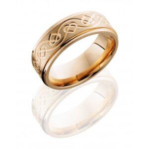 14k Yellow Gold Men's Rings