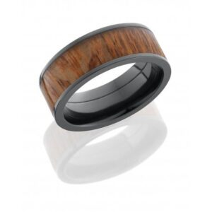 Men's Leopard Polish Ring