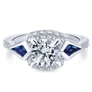 Gabriel-14k-White-Gold-Diamond--And-Sapphire-3-Stones-Halo-Engagement-Ring-ER12127R4W44SA-1