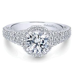 Gabriel-14k-White-Gold-Diamond-Halo-Engagement-Ring-ER12954R4W44JJ-1