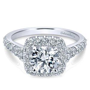 Gabriel-14k-White-Gold-Graduating-Pave-Diamond-Round-Halo-Engagement-Ring-ER10287W44JJ-1