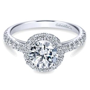Gabriel-14k-White-Gold-Round-Diamond-Halo-Engagement-Ring-with-Pave-Shank-ER7261W44JJ-1