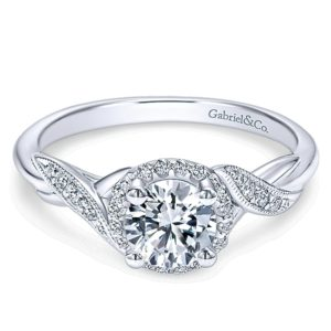 Gabriel-14k-White-Gold-Twisted-Shank-Diamond-Halo-Engagement-Ring-ER11828R3W44JJ-1