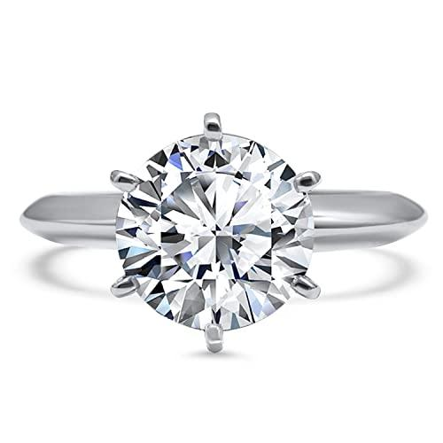 3/4CT Round Diamond Soliaire